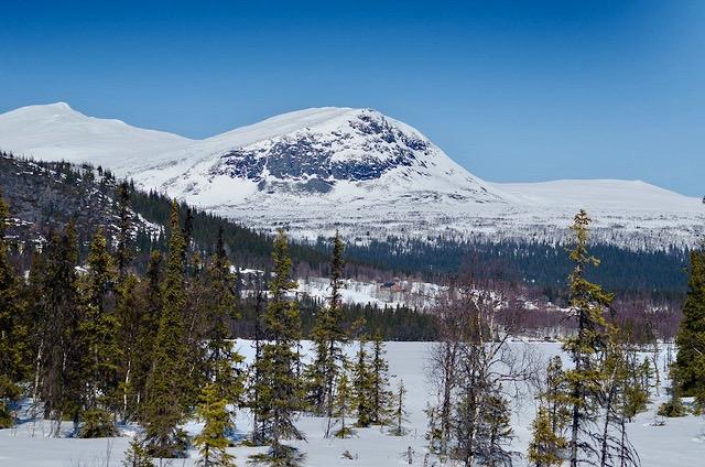 Hej förening i Lapplands inland!